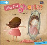 TTR3 Why Not Shorts? with Audio Download ISBN: 9781640150119