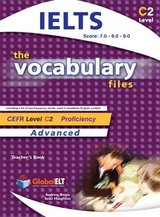 The Vocabulary Files C2 Teacher's Book ISBN: 9781781640975