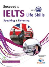 Succeed in IELTS Life Skills Speaking & Listening A2 Teacher's Book (Student's Book with Overprinted Answers) ISBN: 9781781644515