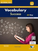 Vocabulary Success A2 Key (KET) Student's book ISBN: 9781781647066