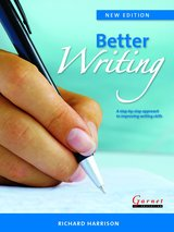 Better Writing (New Edition) ISBN: 9781782601210