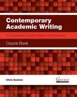 Contemporary Academic Writing Course Book ISBN: 9781782603443
