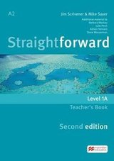Straightforward (2nd Edition - Combo Split Edition) 1 (A2 / Elementary) 1A Teacher's Book with Class Audio CD ISBN: 9781786320353