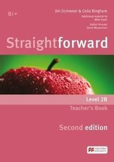 Straightforward (2nd Edition - Combo Split Edition) 2 (B1+ / Intermediate) 2B Teacher's Book with Class Audio CD ISBN: 9781786320452