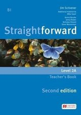 Straightforward (2nd Edition - Combo Split Edition) 2 (B1 / Pre-Intermediate) 2A Teacher's Book with Class Audio CD ISBN: 9781786320469