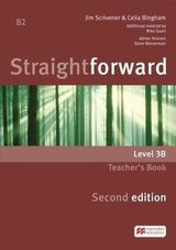 Straightforward (2nd Edition - Combo Split Edition) 3 (B2 / Upper Intermediate) 3B Teacher's Book with Class Audio CD ISBN: 9781786320551