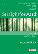 Straightforward (2nd Edition - Combo Split Edition) 4 (B2+ / Upper Intermediate) 4A Teacher's Book with Class Audio CD ISBN: 9781786320650