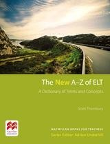 The New A-Z of ELT ISBN: 9781786327888