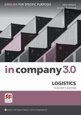 In Company 3.0 ESP Logistics Teacher's Edition ISBN: 9781786328885