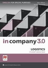 In Company 3.0 ESP Logistics Student's Pack ISBN: 9781786328908