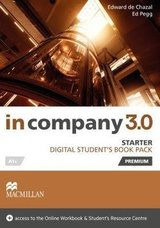 In Company 3.0 Starter Digital Student's Book Pack (Internet Access Code Card) ISBN: 9781786329189