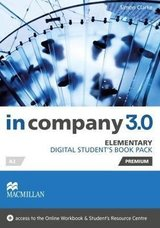 In Company 3.0 Elementary Digital Student's Book Pack (Internet Access Code Card) ISBN: 9781786329219