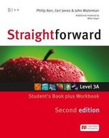 Straightforward (2nd Edition - Combo Split Edition) 3 (B1++ / Intermediate) 3A Student's Book & Workbook with Workbook Audio CD ISBN: 9781786329967