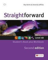 Straightforward (2nd Edition - Combo Split Edition) 4 (C1 / Advanced) 4B Student's Book & Workbook with Workbook Audio CD ISBN: 9781786329998