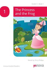 IGR3 1 The Princess and the Frog with Audio Download ISBN: 9781787680159