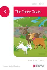 IGR3 3 The Three Goats with Audio Download ISBN: 9781787680173