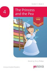 IGR3 4 The Princess and the Pea with Audio Download ISBN: 9781787680180