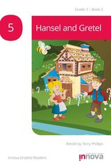 IGR3 5 Hansel and Gretel with Audio Download ISBN: 9781787680197