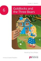 IGR3 6 Goldilocks and the Three Bears with Audio Download ISBN: 9781787680203