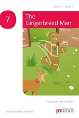 IGR3 7 The Gingerbread Man with Audio Download ISBN: 9781787680210