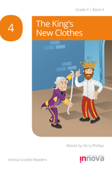 IGR4 4 The King's New Clothes with Audio Download ISBN: 9781787680258