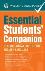 Essential Students' Companion: General Knowledge of the English Language ISBN: 9781842057650