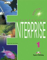 Enterprise 1 Beginner Coursebook ISBN: 9781842160893