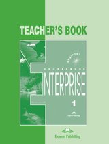 Enterprise 1 Beginner Teacher's Book ISBN: 9781842160909