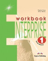 Enterprise 1 Beginner Workbook ISBN: 9781842160916