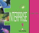 Enterprise 1 Beginner Class Audio CDs (3) ISBN: 9781842160961