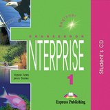 Enterprise 1 Beginner Student's Audio CD ISBN: 9781842161036
