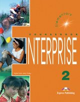 Enterprise 2 Elementary Coursebook ISBN: 9781842161050