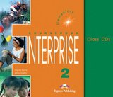 Enterprise 2 Elementary Class Audio CDs (3) ISBN: 9781842161159