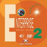 Enterprise 2 Elementary DVD Video (PAL) ISBN: 9781845580339