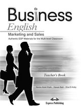 Business English Marketing and Sales Teacher's Book ISBN: 9781848621381