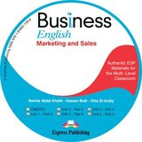 Business English Marketing and Sales Class CD ISBN: 9781848621398
