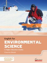 English for Environmental Science in Higher Education Studies Course Book with Audio CDs (2) ISBN: 9781859644447