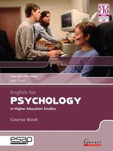 English for Psychology in Higher Education Studies Course Book with Audio CDs ISBN: 9781859644461