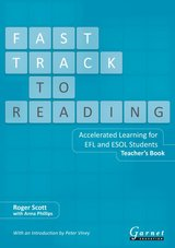 Fast Track to Reading Teacher's Book ISBN: 9781859645130