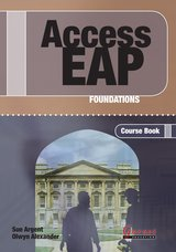 Access EAP: Foundations Course Book ISBN: 9781859645246