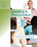 English for Academic Study (American Edition) Speaking & Pronunciation Course Book with Audio CDs (3) ISBN: 9781859645697