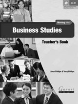 Moving into Business Studies Teacher's Book ISBN: 9781859646915