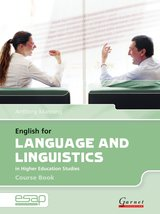 English for Language and Linguistics in Higher Education Studies Course Book with Audio CDs ISBN: 9781859649381