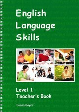English Language Skills 1 Teacher's Book with Audio CD ISBN: 9781877074332
