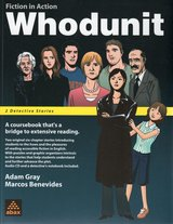 Fiction in Action: Whodunit? with Audio CD & Notebook ISBN: 9781896942339
