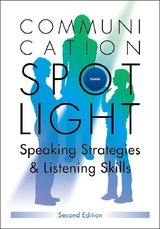 Communication Spotlight Starter (2nd Edition) Student's Book with Audio CD / CD-ROM ISBN: 9781896942643