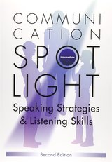 Communication Spotlight Intermediate (2nd Edition) Student's Book with Audio CD / CD-ROM ISBN: 9781896942674