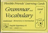 Flexible Friends 2: Vocabulary and Grammar ISBN: 9781898295044