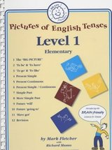Pictures of English Tenses 1 (Elementary) ISBN: 9781898295488