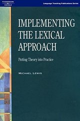 Implementing the Lexical Approach ISBN: 9781899396603